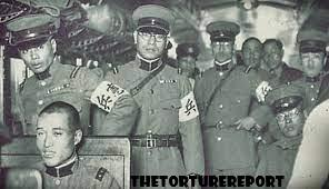 Penyiksaan Kejam yang dilakukan Oleh Jepang Selama Perang Dunia II
