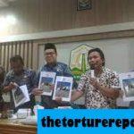 Laporan Saksi Korban Penyiksaan Masa Konflik Diserahkan ke KKR Aceh