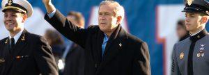Alasan dan Mengapa George W. Bush Mengelola program penyiksaan di rezimnya